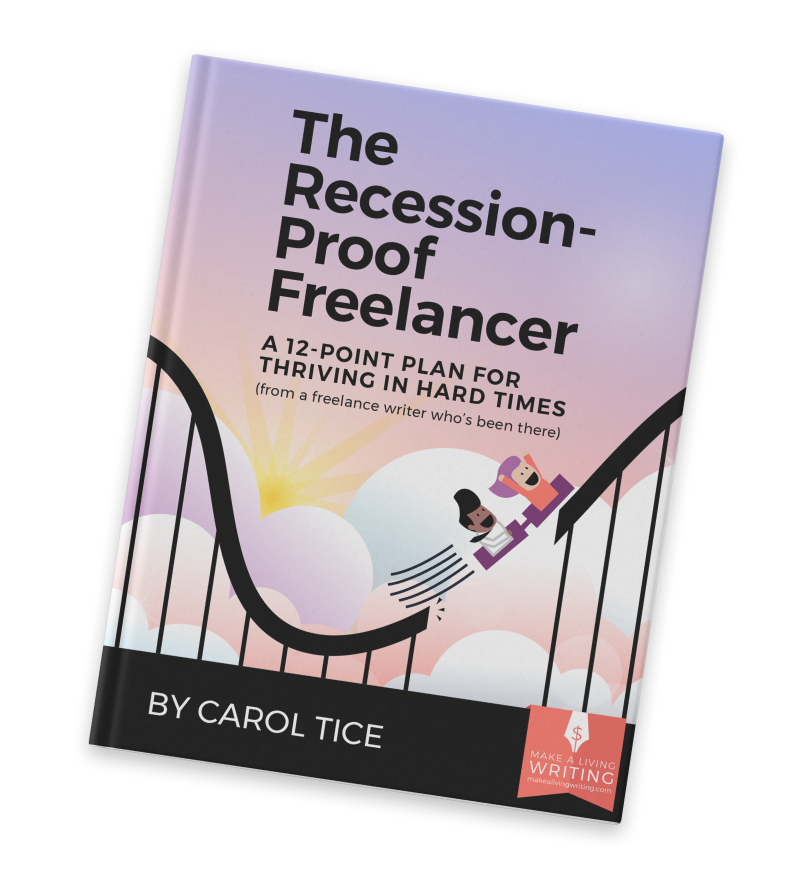 The Recession-Proof Freelancer ebook