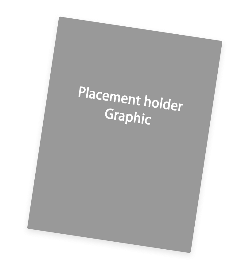 placement holder graphic