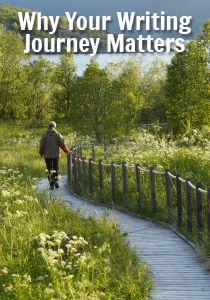 Why Your Writing Journey Matters